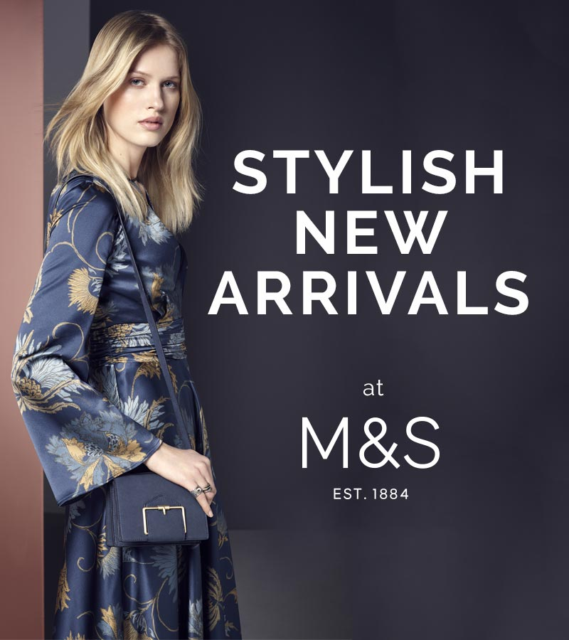 Stylish new arrivals
