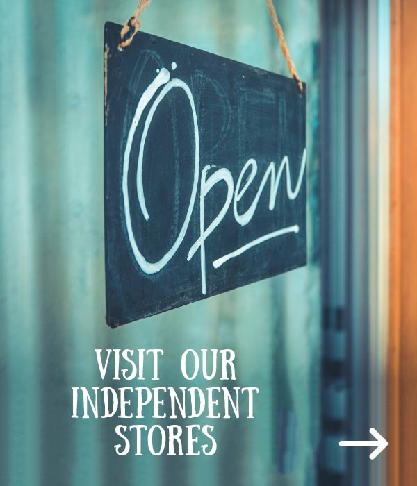 Visit our independant stores