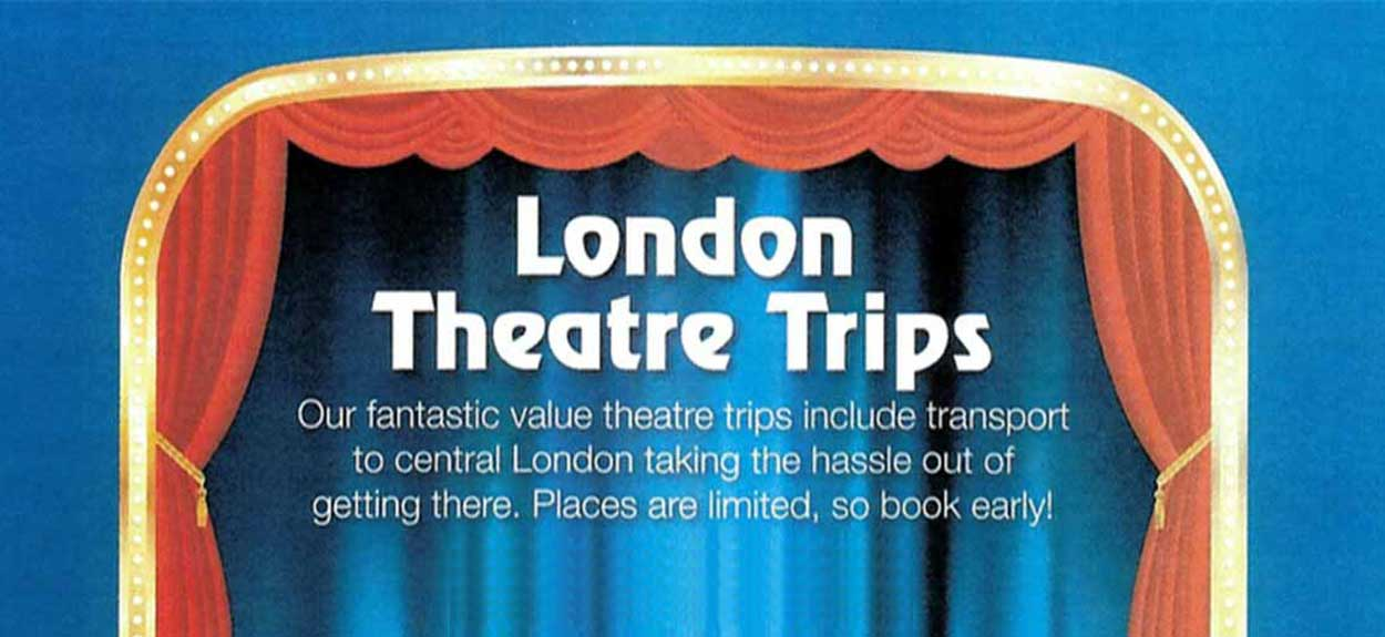 London Theatre Trips with Premier Travel